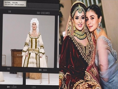 Alia Bhatt at friend's wedding; backstage at the Oscar nominations: Social Media Stalkers' Guide