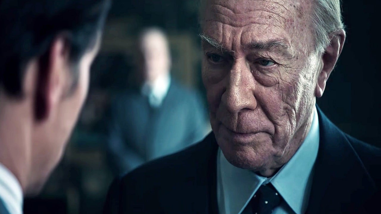 Christopher Plummer in a still from All The Money In The World. YouTube
