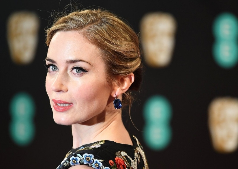 Emily Blunt to Star in Dwayne Johnson's 'Jungle Cruise'