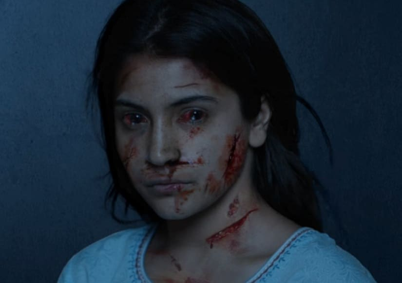 'Pari' teaser released, Anushka Sharma's scary Look