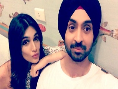 Kriti Sanon, Diljit Dosanjh's Arjun Patiala reportedly a romcom focusing on difference in their heights
