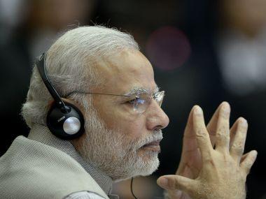 File photo of Narendra Modi. AFP
