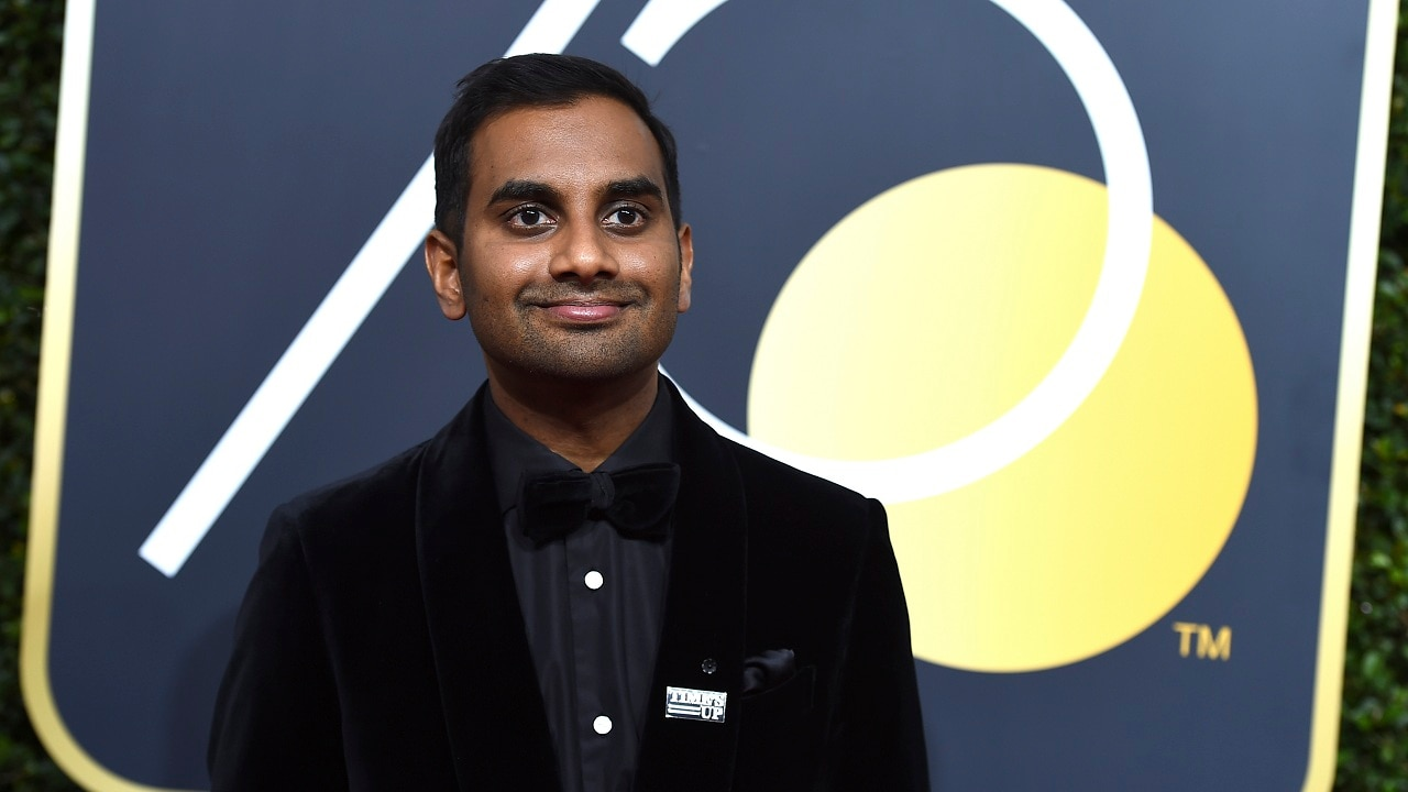 Comic Aziz Ansari responds to intercourse misconduct allegation