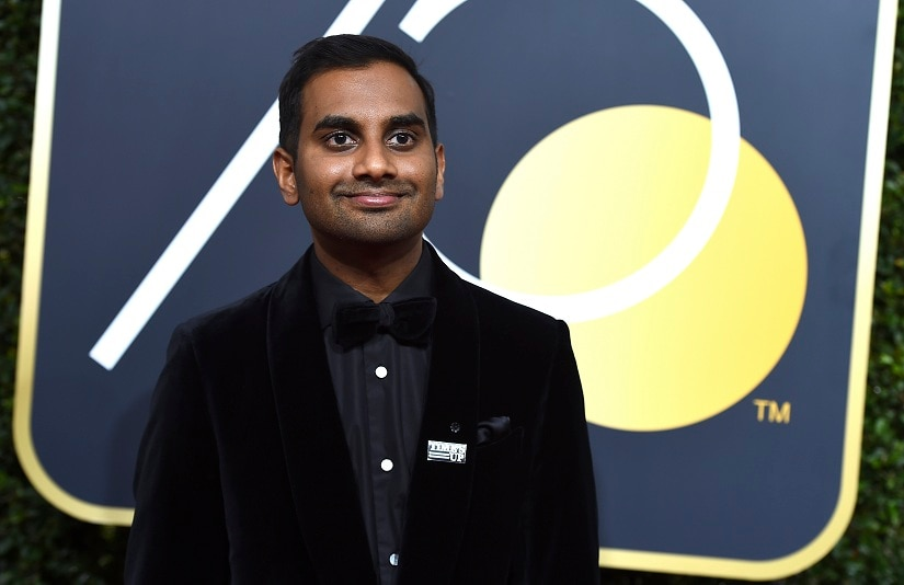 HLN host reads insulting email sent by Aziz Ansari 'bad date' reporter