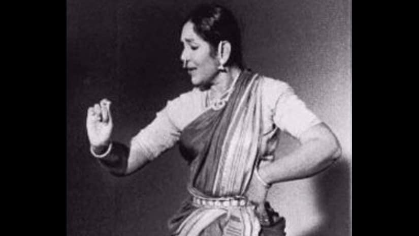 Balasaraswati was 17 when Satyajit Ray, then 14, saw her perform a Bharatanatyam recital