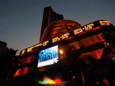 Sensex soars to all-time high of 34,638.42, Nifty at 10,600; Infosys gains ahead of Q3 results today