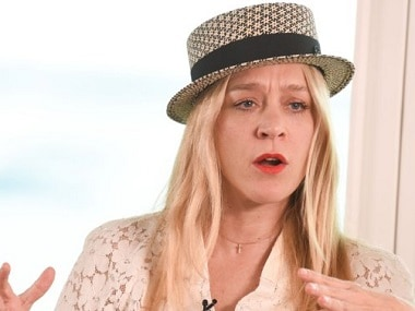 Chloe Sevigny, star of Melinda and Melinda, says she 'probably won't work with Woody Allen again'