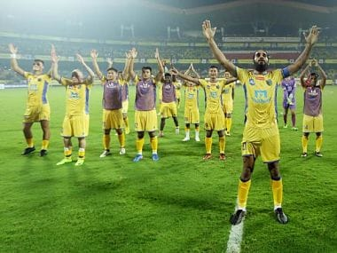 File image of Kerala Blasters. Image Courtesy: ISL official website