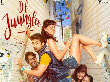 Dil Juunglee trailer: Taapsee Pannu, Saqib Saleem navigate relationships in upcoming rom-com