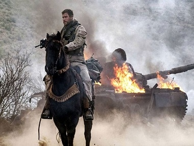 12 Strong movie review: A well-meaning war drama with soulless execution