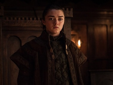 Game of Thrones finale nerve-wracking to film, says Maisie Williams; 'Show has been my safety net'