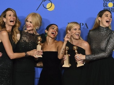 Golden Globes 2018: What Hollywood's response to the #MeToo movement means, beyond black dresses