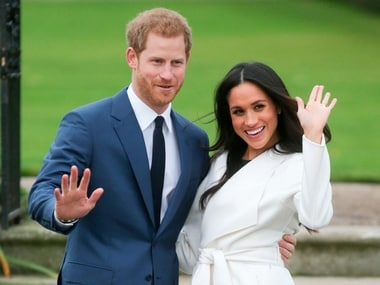 Prince Harry and Meghan Markle's love story will soon be adapted into a TV movie
