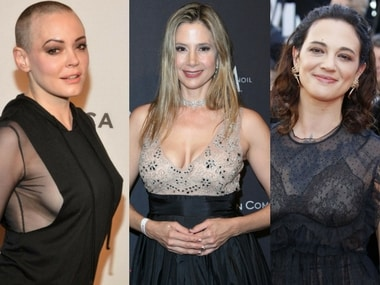 Actresses who accused Harvey Weinstein of sexual misconduct not invited to Golden Globes 2018