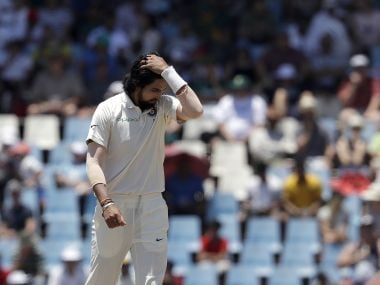 India vs South Africa: Ishant Sharma finally becoming the anchor bowler he was always meant to be