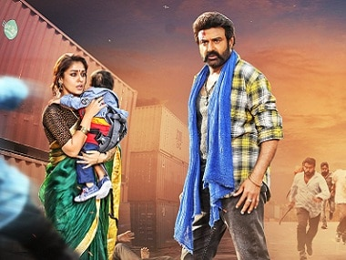 Jai Simha movie review: Balakrishna lifts this unoriginal film that's stuck in a bygone era