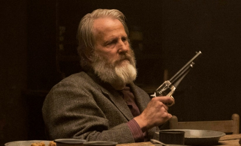 Jeff Daniels in the show Godless/Image from Twitter.