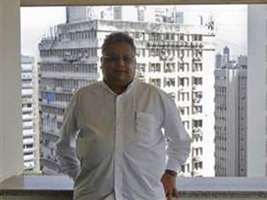 Rakesh Jhunjhunwala. Reuters