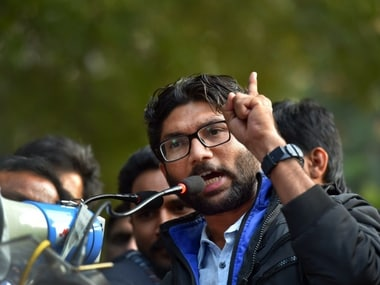 At Jignesh Mevani's rally in Delhi, more empty chairs than support: Dalit leader forays into national politics
