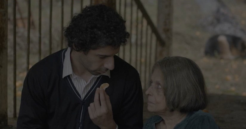 Jim Sarbh and Lolita Chatterjee in a still from Lolita. YouTube