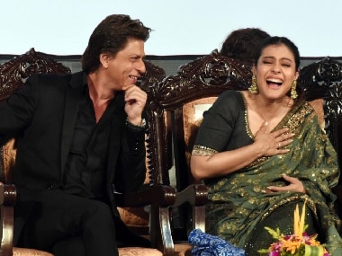 Kajol on her cameo in Zero: 'It comes very naturally to work alongside Shah Rukh Khan'