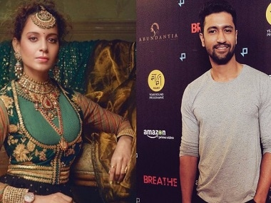 Vicky Kaushal may be paired opposite Kangana Ranaut in upcoming thriller after Manikarnika: The Queen of Jhansi