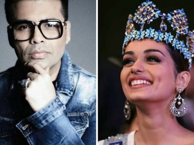 Student of the Year 2: Karan Johar denies signing Miss World 2017 Manushi Chhillar for the film