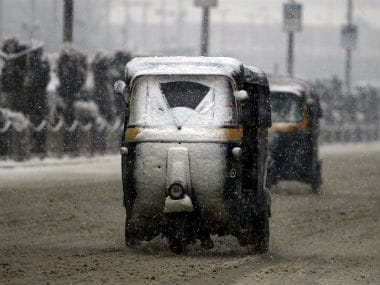 Jammu and Kashmir: Cold wave continues across state; Leh freezes at -15.2 degree Celsius