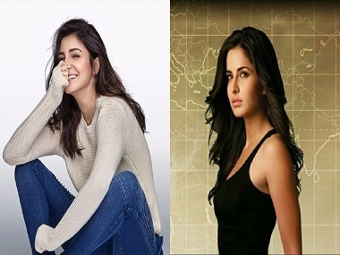 Zero: Anushka Sharma is a struggling scientist, Katrina Kaif plays alcoholic in Aanand L Rai's film