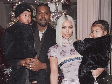Kim Kardashian, Kanye West become parents to baby girl via surrogacy; share news on Twitter