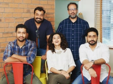 Manmarziyan: Anurag Kashyap's next starring Abhishek Bachchan, Vicky Kaushal, Tapsee Pannu finally goes on floor