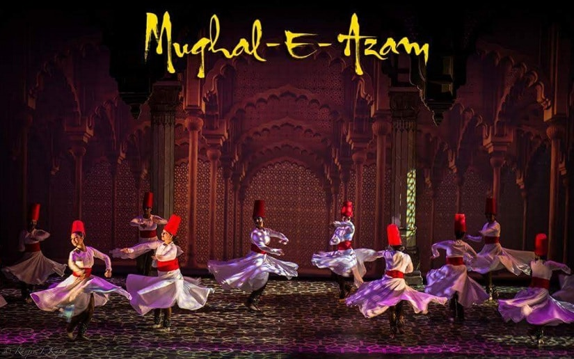 Mughal-e-Azam musical. Image from Twitter/@PalviRJaswal