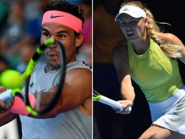 Rafael Nadal, Caroline Wozniacki will be in action on Day 5. AP