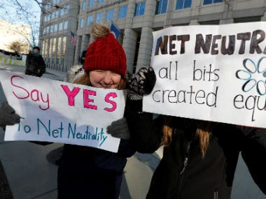 Tech giants back US congressional vote to support net neutrality