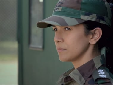 The Test Case trailer: Nimrat Kaur plays an army captain in the upcoming ALTBalaji web series