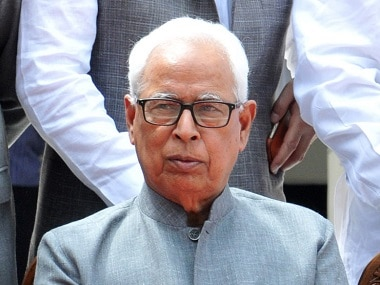 Jammu and Kashmir governor NN Vohra urges all sections to engage in dialogue with special representative