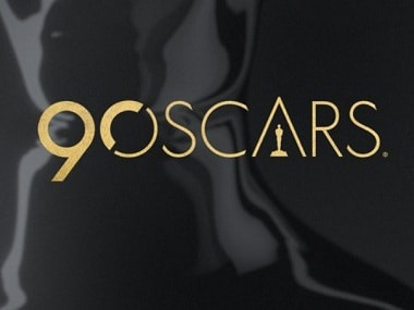 90th Oscars 2018.