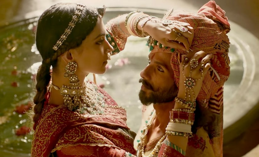 A still from Padmaavat/Image from YouTube.