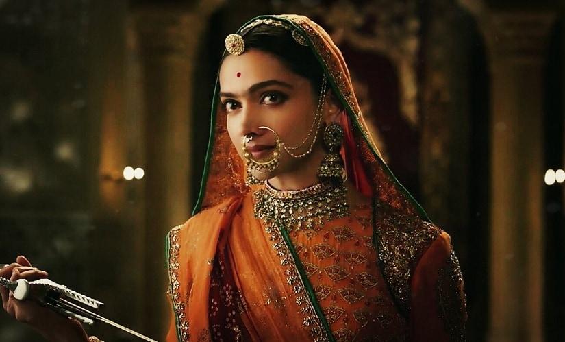 Deepika Padukone as Rani Padmavati in Sanjay Leela Bhansali's Padmaavat