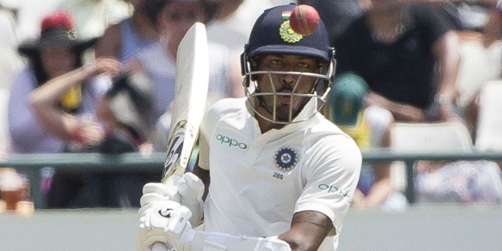 India vs South Africa When Hardik Pandya sustained burns but fought to douse the Protea fire Firstcricket News Firstpost