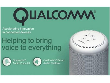 Qualcomm partners with Microsoft to release smart audio platform powered by Cortana
