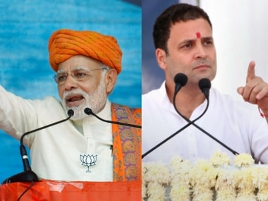 Rahul Gandhi attacks Modi for 'blowing tune of falsehood' on corruption, asks why no Lokpal even after 4 years in power