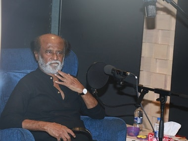 Rajinikanth starts dubbing for Pa Ranjith's Kaala; final cut to be ready by February, released locked for August
