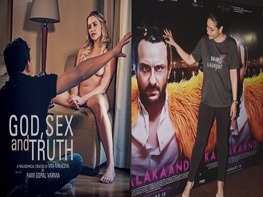 Ram Gopal Varma announces film with Mia Malkova; Kareena supports Kaalakaandi: Social Media Stalkers' Guide