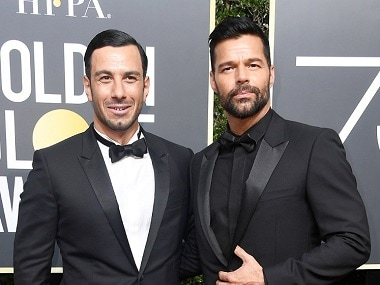Ricky Martin gets married to partner of two years, Jwan Yosef