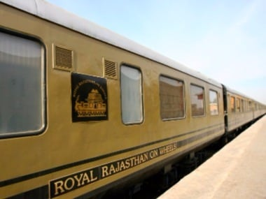 Indian Railways hopes to turn rajahs' rail coaches into restaurants, restore their regal past
