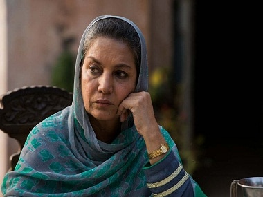 Shabana Azmi's British TV show Next Of Kin, where she plays mother of Archie Panjabi, premieres
