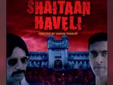 Varun Thakur discusses Shaitaan Haveli — his homage to B-grade horror movies of the '80s