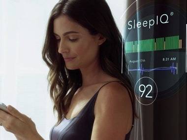 This $4,000 smart bed from Sleep Number will adjust itself to prevent you from snoring, ensuring a comfortable sleep