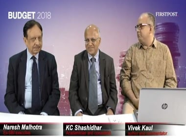Budget Dialogues 2: Small Businesses and Budget 2018